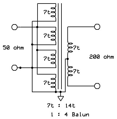 VK5ZVS - 4 to 1 balun on astron rs-35m schematic, receiver schematic, audio schematic, voltage divider schematic, basic schematic, amplifier schematic, microphone schematic, attenuator schematic, telephone schematic, capacitor schematic, unun schematic, power schematic, flyback transformer schematic, swr meter schematic, ground loop isolator schematic,