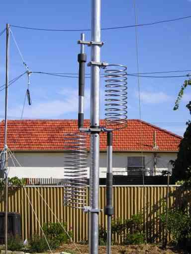 Multi Band Vertical 10-80 metres